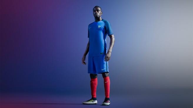 Comprar Camiseta Francia Eurocopa 2016 Tienda de Fútbol Online ... 41477f15eb5fd